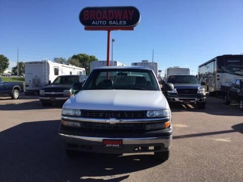 2001 Chevrolet Silverado 1500 for sale at Broadway Auto Sales in South Sioux City NE