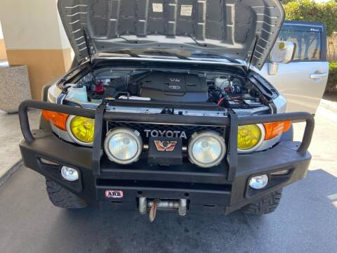2008 Toyota FJ Cruiser for sale at Coast Auto Motors in Newport Beach CA