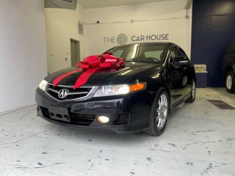 2007 Acura TSX for sale at The Car House of Garfield in Garfield NJ