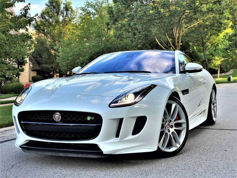 2017 Jaguar F-TYPE for sale at Haus of Imports in Lemont IL