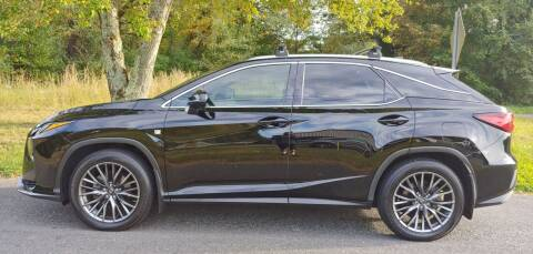 2016 Lexus RX 350 for sale at R & D Auto Sales Inc. in Lexington NC