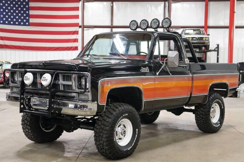 1979 GMC Sierra 1500 Classic for sale in Grand Rapids, MI
