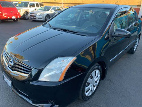 2012 Nissan Sentra for sale at CARZ in San Diego CA