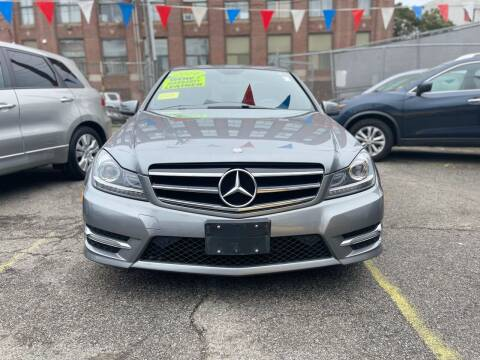 2014 Mercedes-Benz C-Class for sale at Metro Auto Sales in Lawrence MA