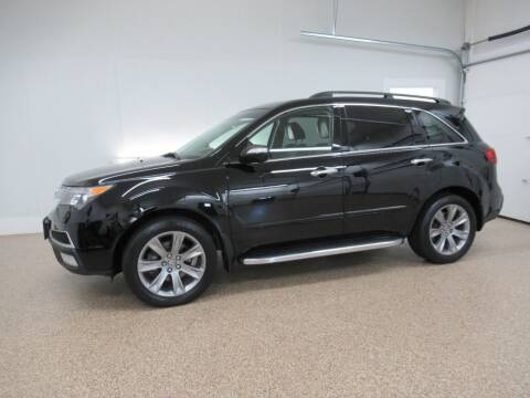 2012 Acura MDX for sale at HTS Auto Sales in Hudsonville MI
