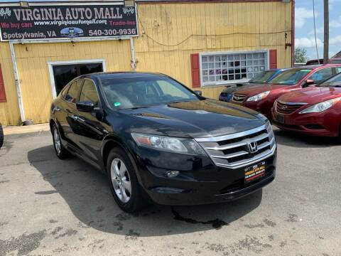 2010 Honda Accord Crosstour for sale at Virginia Auto Mall in Woodford VA