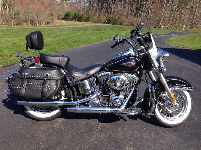 2014 Harley-Davidson Heritage Softtail for sale at RAYS AUTOMOTIVE SERVICE CENTER INC in Lowell MA