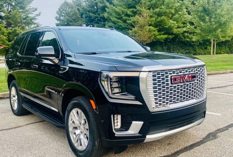 2021 GMC Yukon for sale at AH Ride & Pride Auto Group in Akron OH