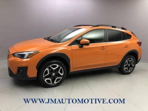 2018 Subaru Crosstrek for sale at J & M Automotive in Naugatuck CT