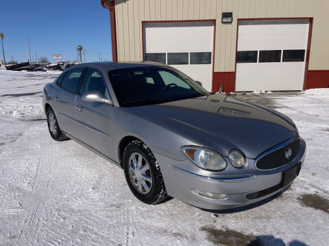 2006 Buick LaCrosse for sale at SCOTT LEMAN AUTOS in Goodfield IL