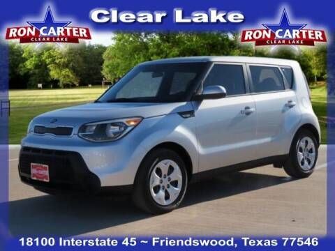 2014 Kia Soul for sale at Ron Carter  Clear Lake Used Cars in Houston TX