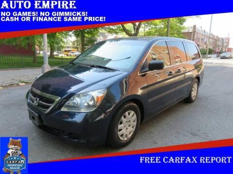 2007 Honda Odyssey for sale at Auto Empire in Brooklyn NY