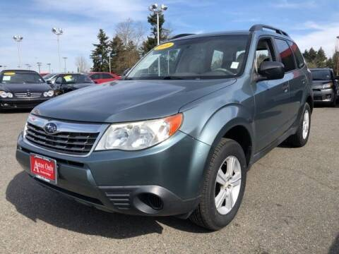 2010 Subaru Forester for sale at Autos Only Burien in Burien WA