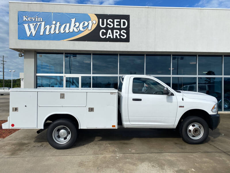 2018 RAM Ram Chassis 3500 for sale at Kevin Whitaker Used Cars in Travelers Rest SC