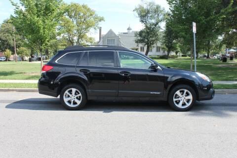 2014 Subaru Outback for sale at Lexington Auto Club in Clifton NJ