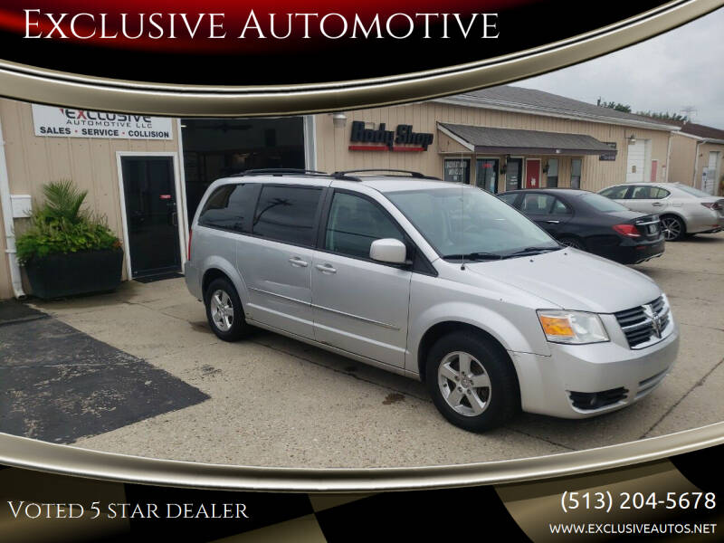 2010 Dodge Grand Caravan for sale at Exclusive Automotive in West Chester OH