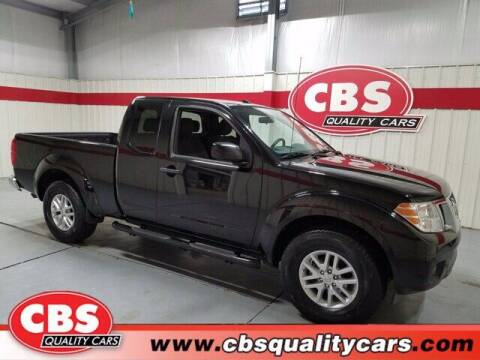 2017 Nissan Frontier for sale at CBS Quality Cars in Durham NC