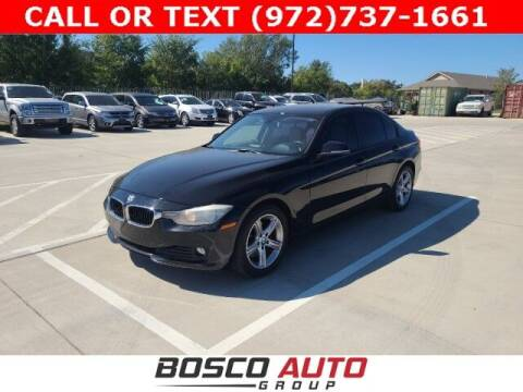 2014 BMW 3 Series for sale at Bosco Auto Group in Flower Mound TX