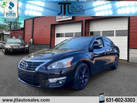 2013 Nissan Altima for sale at JTL Auto Inc in Selden NY