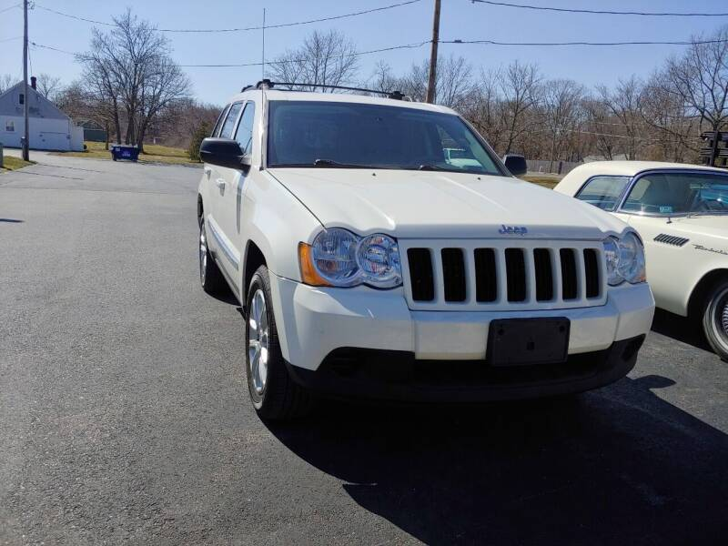 2010 Jeep Grand Cherokee for sale at Wayside Auto Sales in Seekonk MA