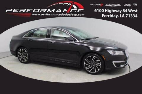 2020 Lincoln MKZ for sale at Performance Dodge Chrysler Jeep in Ferriday LA