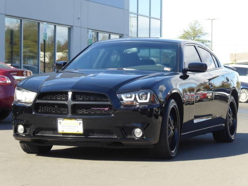 2014 Dodge Charger for sale at Loudoun Used Cars - LOUDOUN MOTOR CARS in Chantilly VA