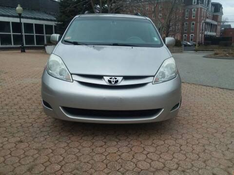 2008 Toyota Sienna for sale at Better Auto in South Darthmouth MA