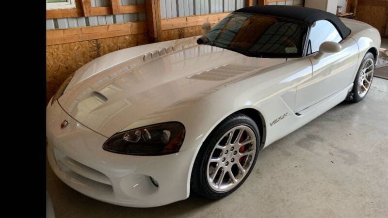 2004 Dodge Viper for sale at Ogden Auto Sales LLC in Spencerport NY