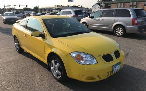 2009 Pontiac G5 for sale at Carney Auto Sales in Austin MN
