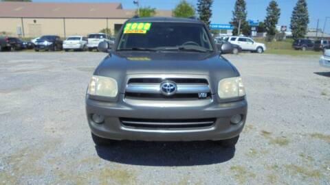 2005 Toyota Sequoia for sale at Auto Mart - Moncks Corner in Moncks Corner SC