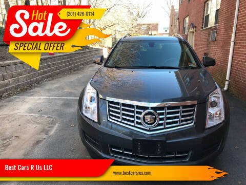 2013 Cadillac SRX for sale at Best Cars R Us LLC in Irvington NJ