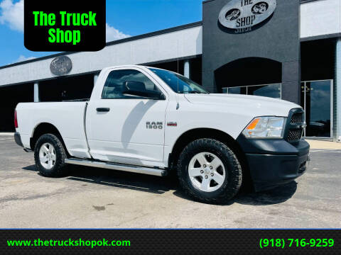 2014 RAM Ram Pickup 1500 for sale at The Truck Shop in Okemah OK