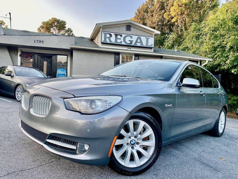 2013 BMW 5 Series for sale at Regal Auto Sales in Marietta GA