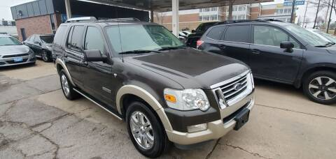 2007 Ford Explorer for sale at Divine Auto Sales LLC in Omaha NE
