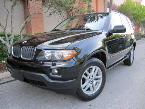 2006 BMW X5 for sale at FLORIDACARSTOGO in West Palm Beach FL