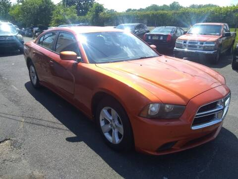 2011 Dodge Charger for sale at Wilson Investments LLC in Ewing NJ