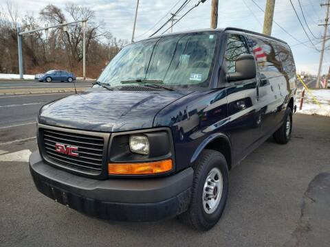2012 GMC Savana Cargo for sale at P J McCafferty Inc in Langhorne PA