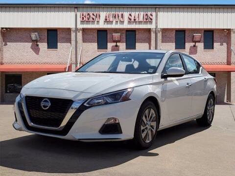 2020 Nissan Altima for sale at Best Auto Sales LLC in Auburn AL