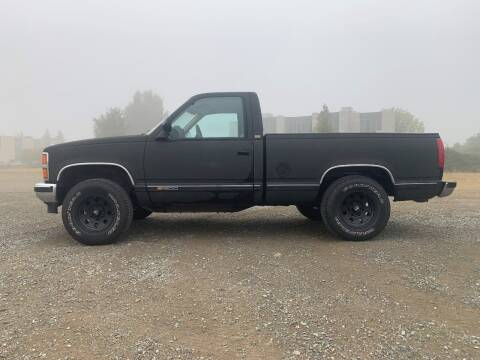 1991 Chevrolet C/K 1500 Series for sale at Classic Car Addiction in Marysville WA