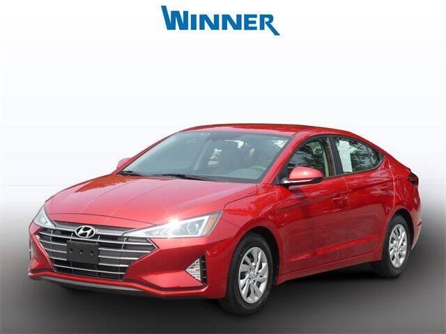 2020 Hyundai Elantra for sale in Dover, DE
