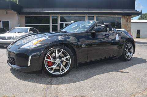 2014 Nissan 370Z for sale at Amyn Motors Inc. in Tucker GA