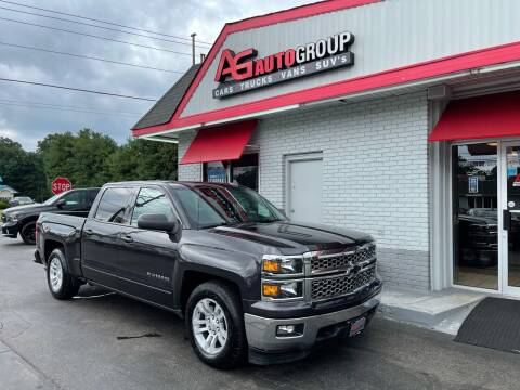 2015 Chevrolet Silverado 1500 for sale at AG AUTOGROUP in Vineland NJ