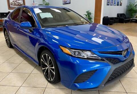 2019 Toyota Camry for sale at Adams Auto Group Inc. in Charlotte NC