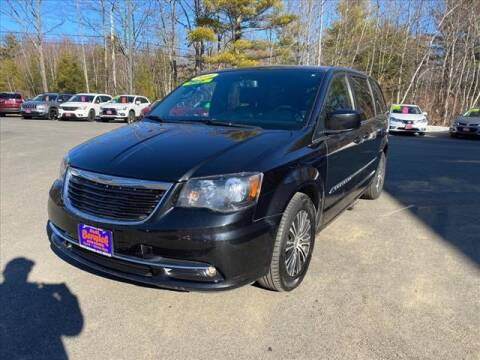 2014 Chrysler Town and Country for sale at North Berwick Auto Center in Berwick ME