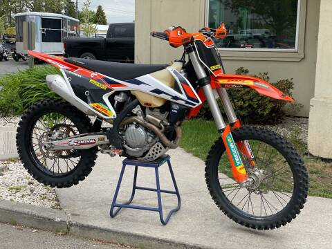 2017 KTM XC-F 250 for sale at Harper Motorsports-Powersports in Post Falls ID