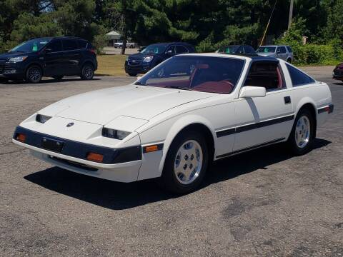1985 Nissan 300ZX for sale at Thompson Motors in Lapeer MI
