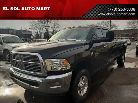 2010 Dodge Ram Pickup 2500 for sale at EL SOL AUTO MART in Franklin Park IL