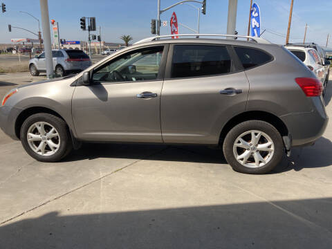2010 Nissan Rogue for sale at CONTINENTAL AUTO EXCHANGE in Lemoore CA