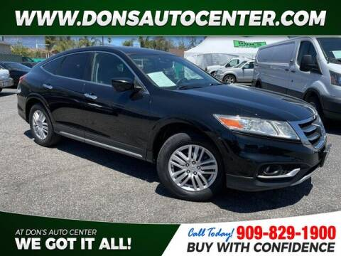 2013 Honda Crosstour for sale at Dons Auto Center in Fontana CA
