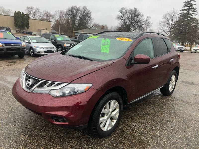 2011 Nissan Murano for sale at River Motors in Portage WI